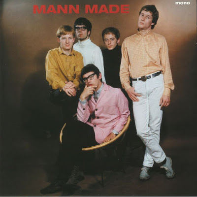 Manfred Mann - It's Psychedelic Baby Magazine