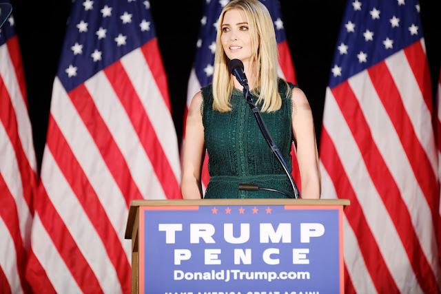 Biografi Ivanka Trump - Mulai Dari Profil Sampai Perjalanan Karir dan Politik