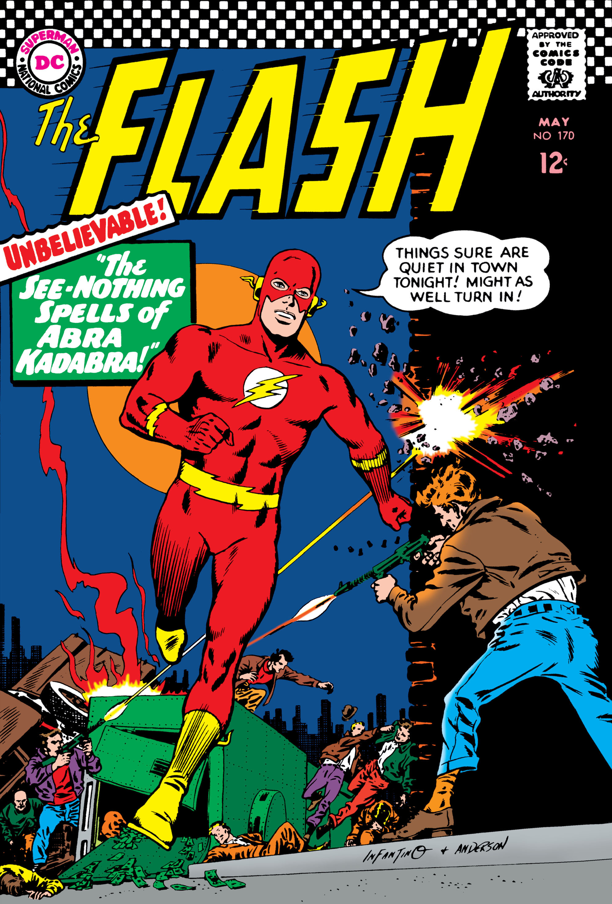 The Flash (1959) 170 Page 1