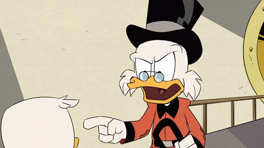 The Magic Ears Dudebro: Ducktales Recap: The Great Dime Chase