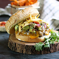 Loaded Tex Mex Burger