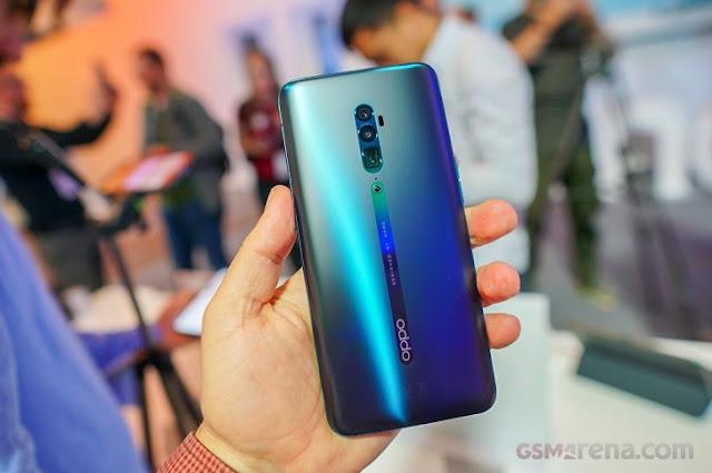 5G Smartphone Oppo reno