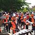 Menikmati Suasana 17 Agustusan Mesjid Azizi Tanjung Pura