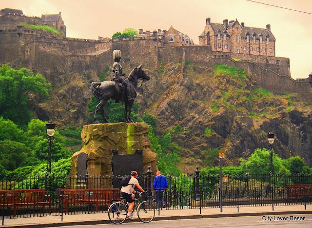 Edinburgh- Skottland