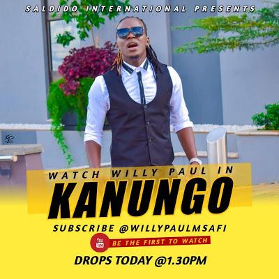 Willy Paul - Kanungo