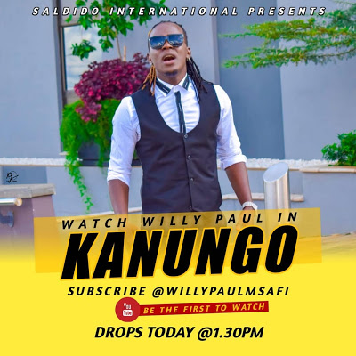 DOWNLOAD: Willy Paul - Kanungo || Mp3 AUDIO