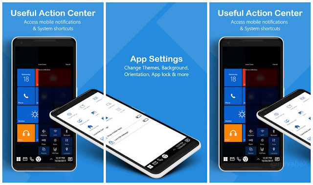 Microsoft windows launcher android