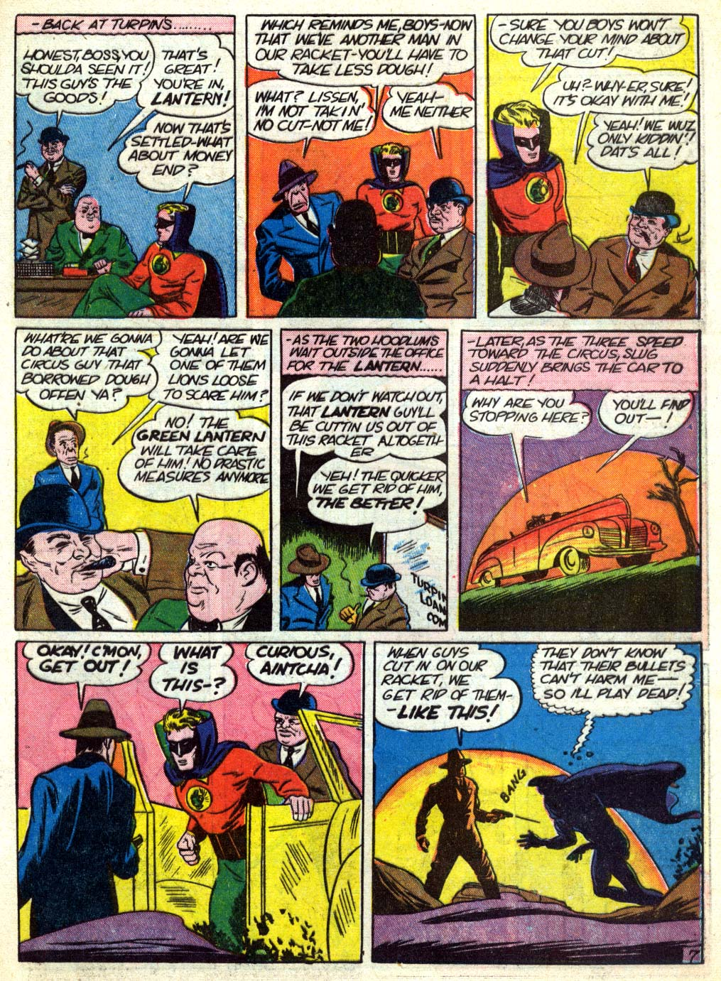 Read online All-American Comics (1939) comic -  Issue #26 - 9