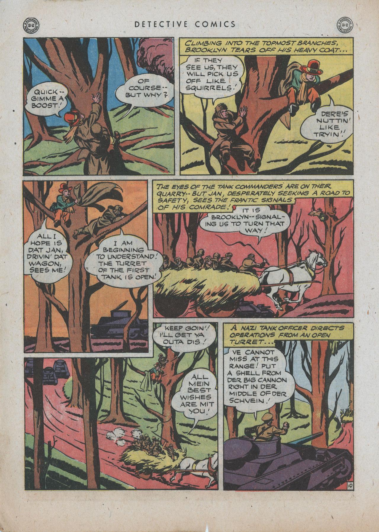 Read online Detective Comics (1937) comic -  Issue #89 - 56
