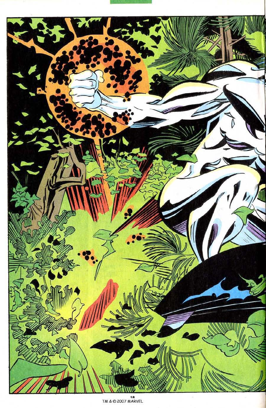 Read online Silver Surfer (1987) comic -  Issue #85 - 20