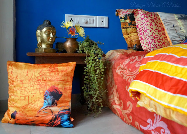 Banaras Inspired Decor