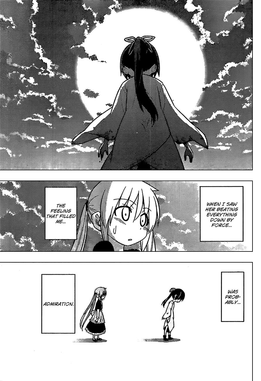 Hayate the Combat Butler - Chapter 565