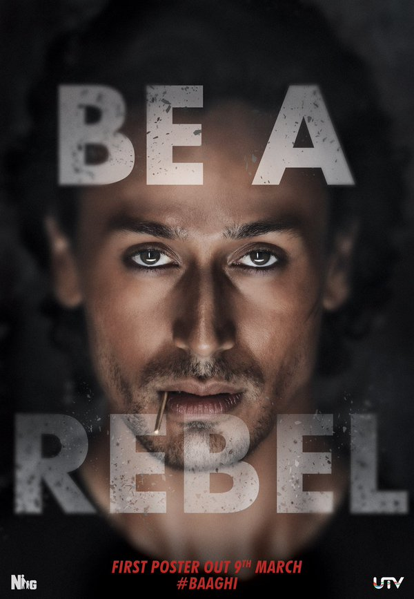 Tiger Shroff, Shraddha Kapoor New Upcoming movie Baaghi hit or flop, release date, star cast, 2016 movie Poster