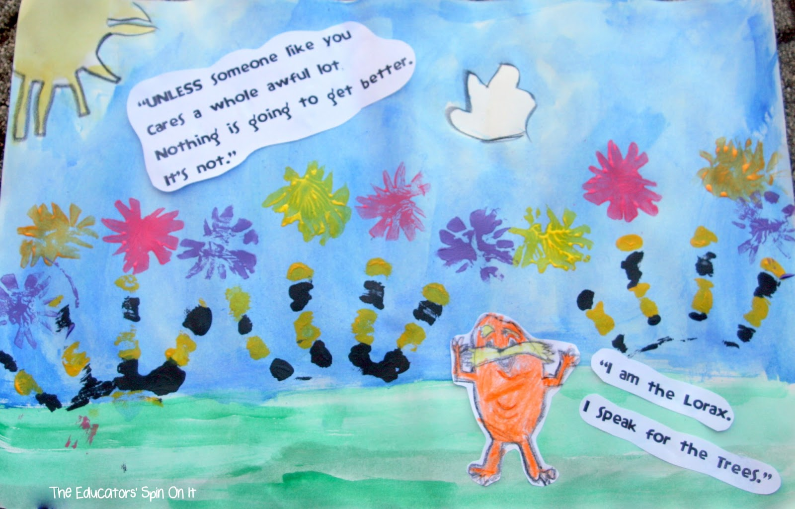 30 Ways To Have Fun With The Lorax By Dr Seuss