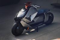 BMW Concept Link (2017) Front Side 1