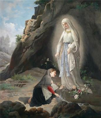 Catholik-blog: Fiesta de hoy - Nuestra Señora de Lourdes ...