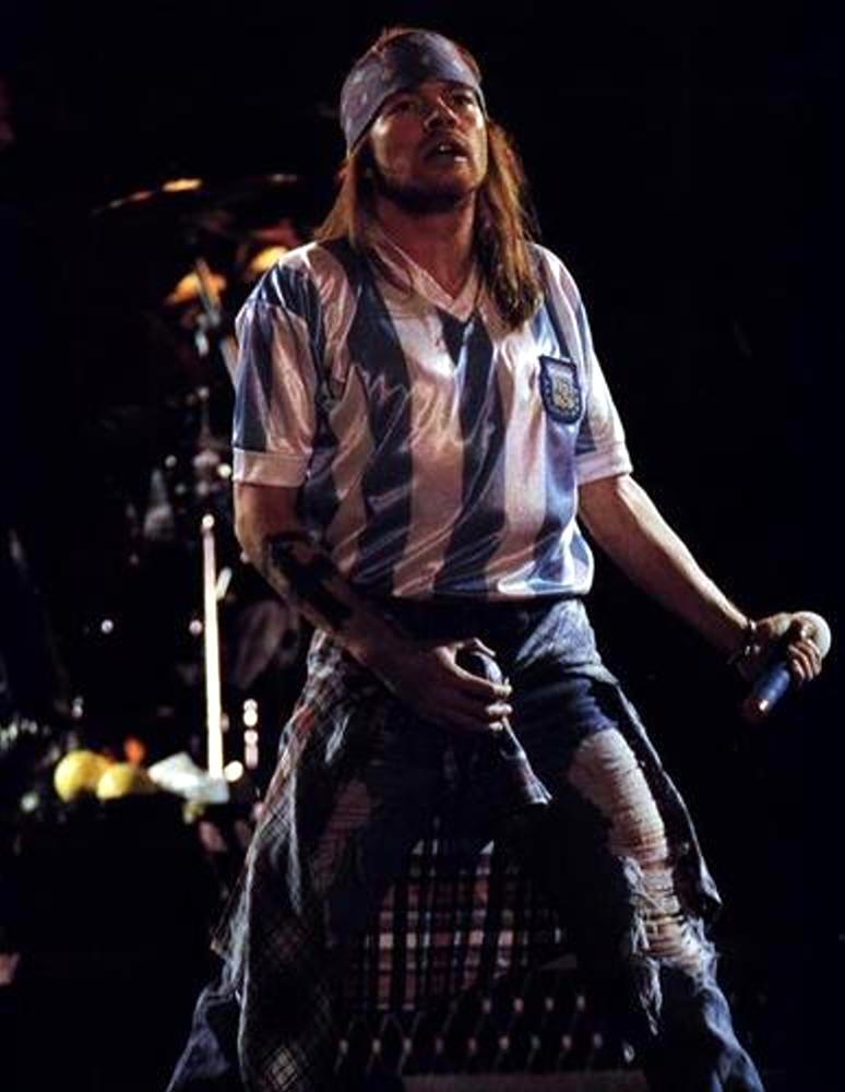 HELLSNOISE Radio Online: Guns N' Roses y Argentina, un Amor ...