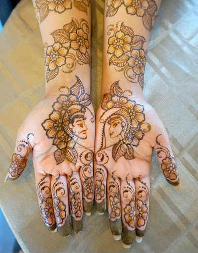 Very simple mehndi designs for beginners for hand
