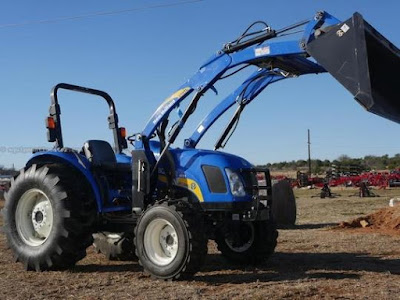New Holland L Wiring Diagram on