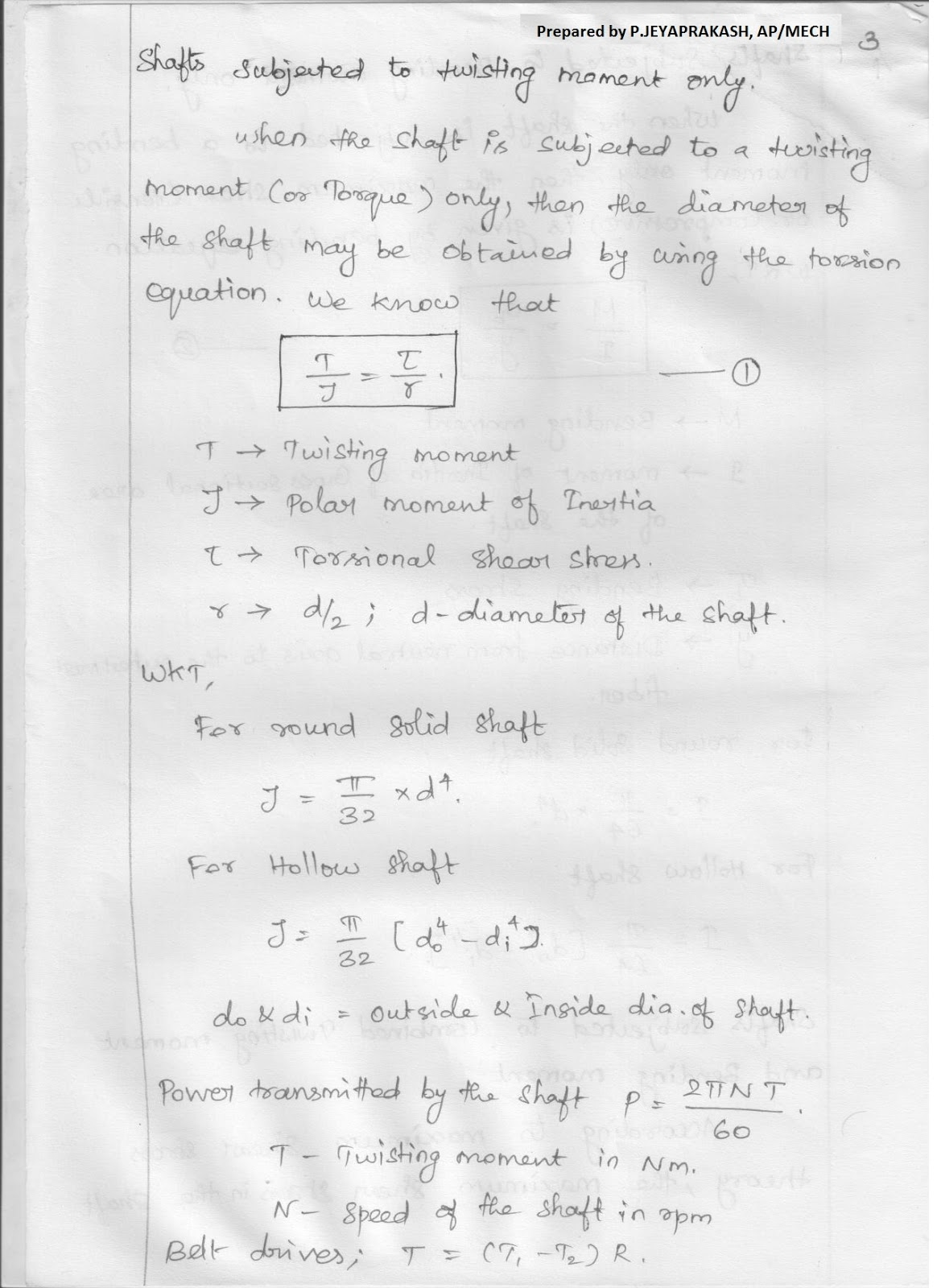 BEST REFERENCE FOR ENGINEERING STUDENTS: ME6503 Design of