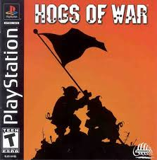 Hogs Of War - PS1 - ISOs Download