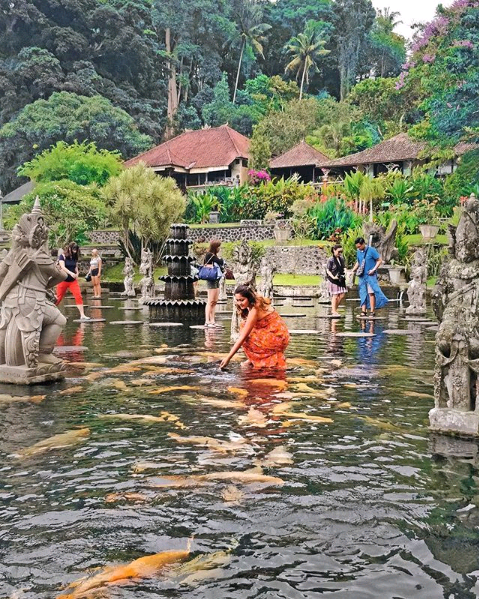 tirta gangga is best place to visit in bali