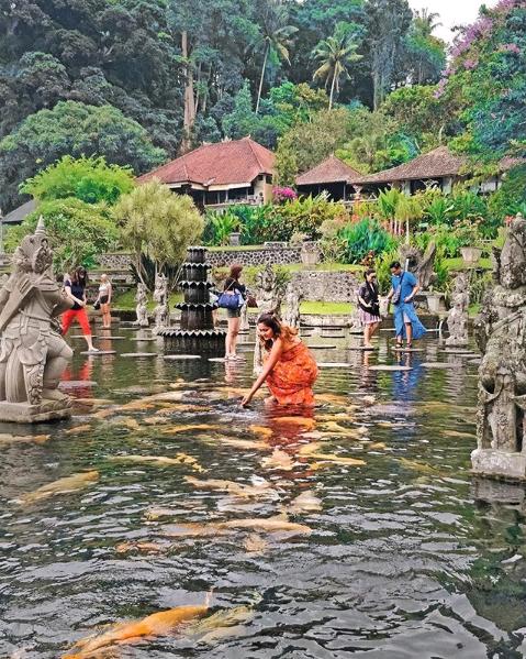 Bali Indonesia Tourist Places