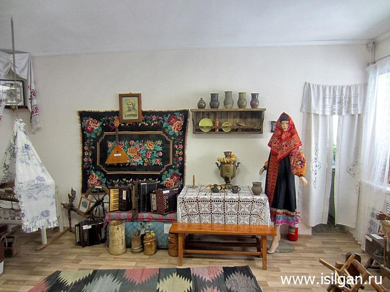 Историко-краеведческий музей. Город Еманжелинск. Челябинская область
