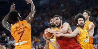 Anadolu Efes - Galatasaray DS Basketbol maci izle