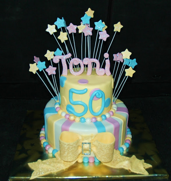 50th Birthday Cakes Walmart