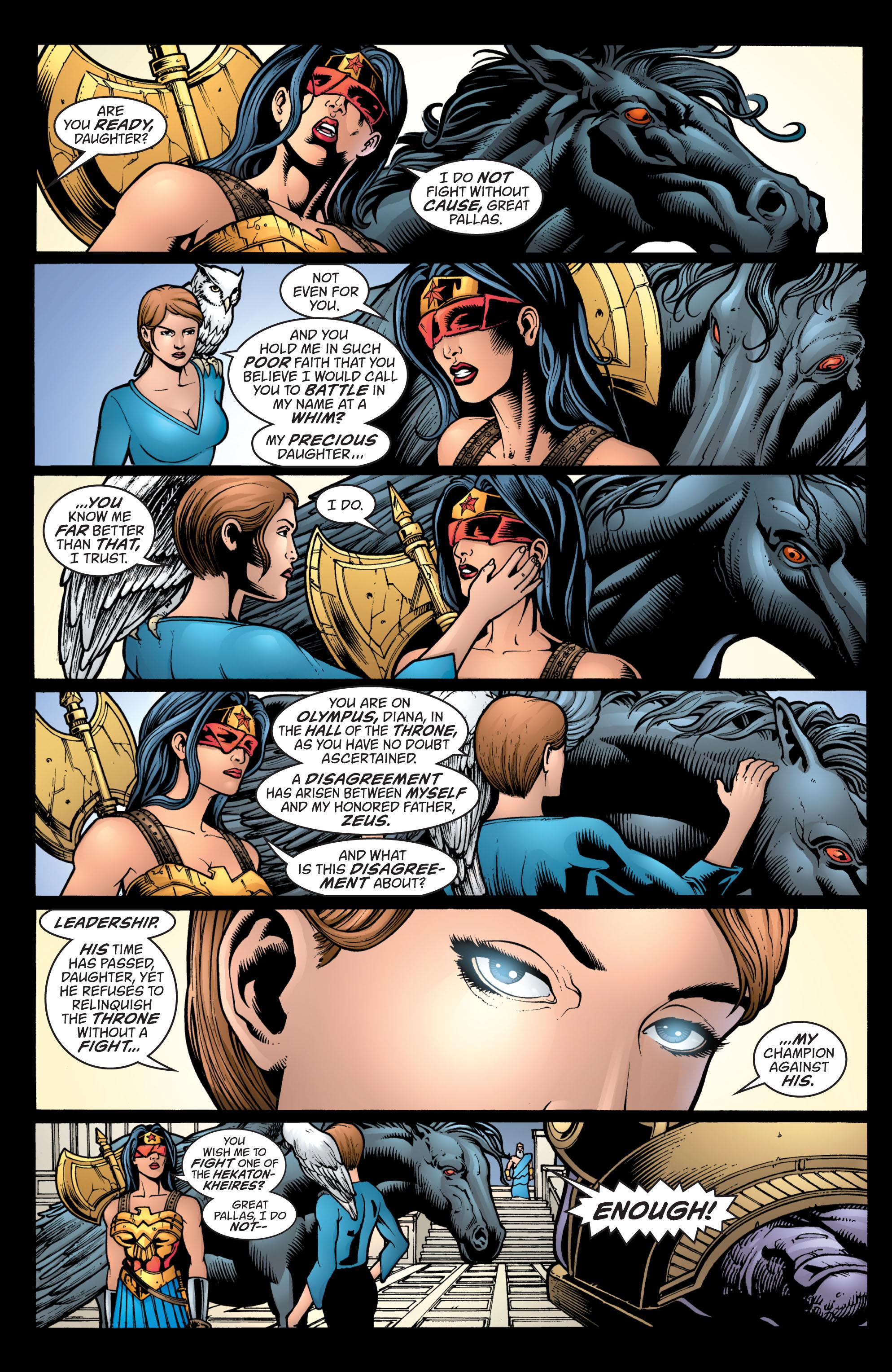 Read online Wonder Woman (1987) comic -  Issue #213 - 2