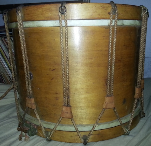 William F. McIntosh Rope Drum
