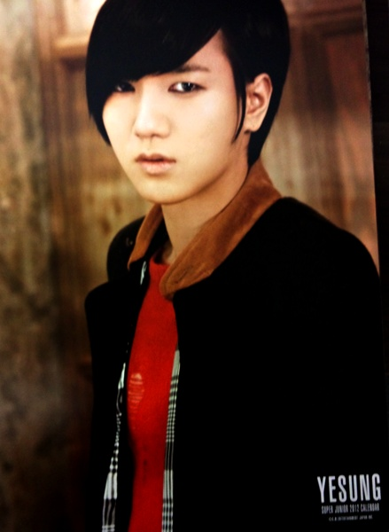 Yesung Love Really Hurts
