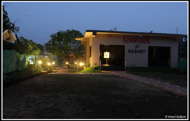 Kingfisher Resort, Kanha