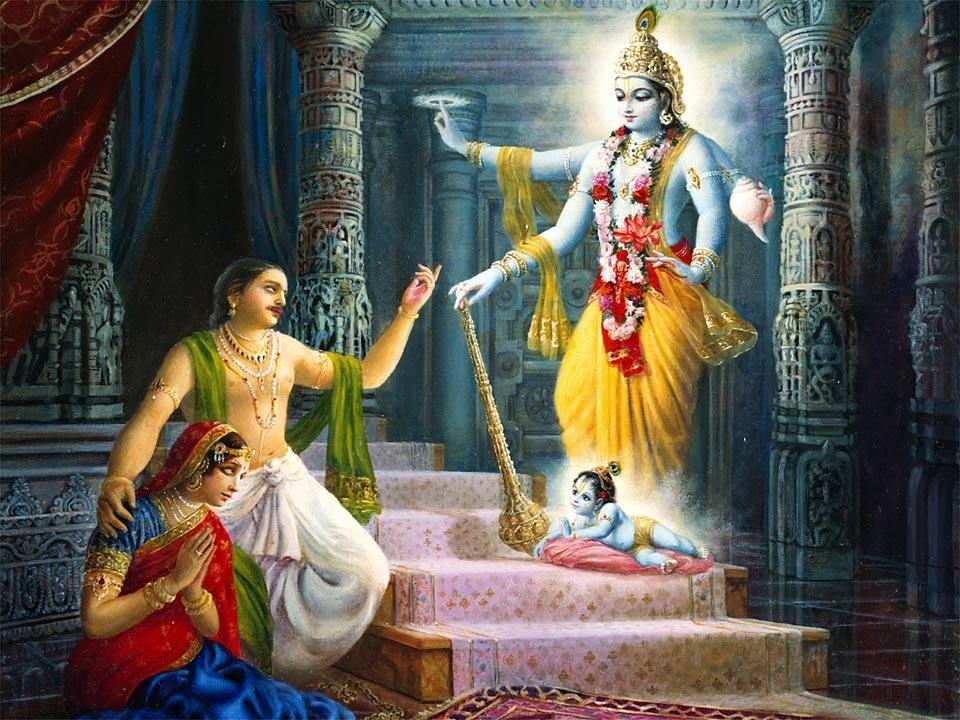 Mahabharat Krishna Wallpapers ~ Allfreshwallpaper