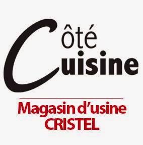Déstockage à prix discount Cristel dans le Doubs