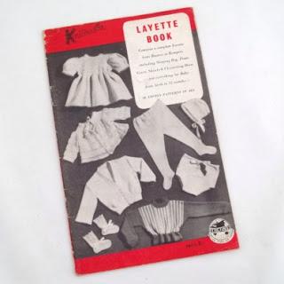 Delilah Vintage ~ Knitting Pattern Book