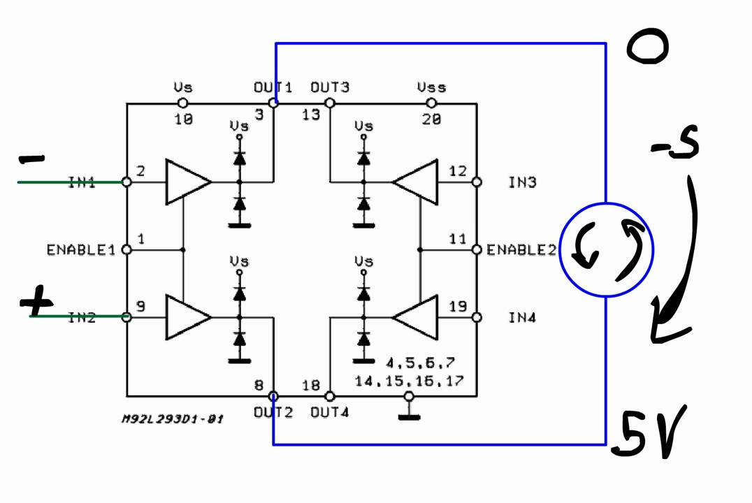 Electronic Circuits: Stepper Motor