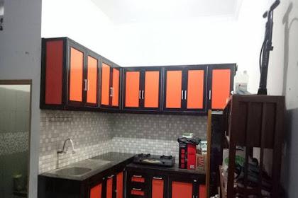 Jasa Kitchen Set Aluminium ACP di Bogor, Cibubur, Cileungsi, Cibinong dan Sentul