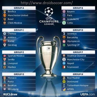 Download FTS18 Mod UEFA CHAMPION LEAGUE 2017/2018 by NGO QUY TAi Terbaru