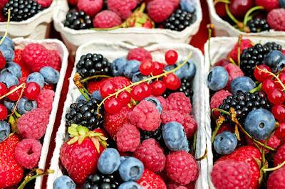 beri, berries, berry, buah, buah beri, gizi, herbal, manfaat buah beri, nutrisi,