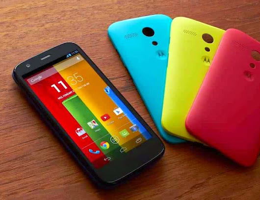 Motorola Moto G : Read all about the Motorola Moto G: review, prices, specifications and videos.