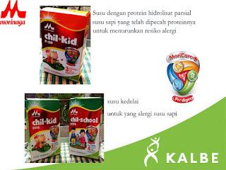 Alternatif susu untuk anak yang alergi