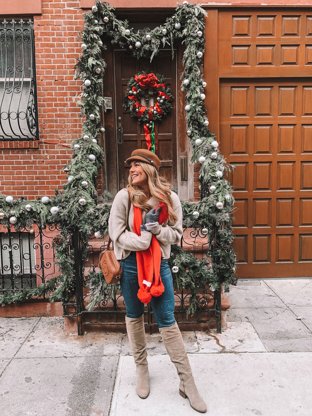 Blogger Amanda Martin shares her experience in New York City at Christmas