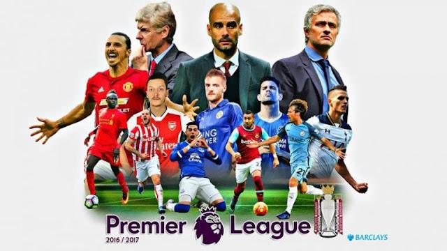 Jadwal Lengkap Liga Inggris 2016-2017