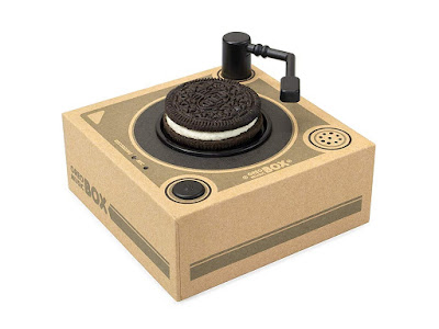 Oreo Cookies Turntable