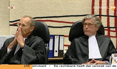 judges watching Fitna