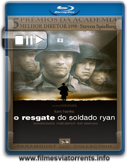 O Resgate do Soldado Ryan Torrent – BluRay Rip 720p | 1080p Dual Áudio 5.1 (1998)