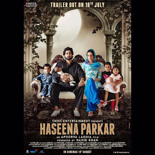 Haseena Parkar Hindi Movie