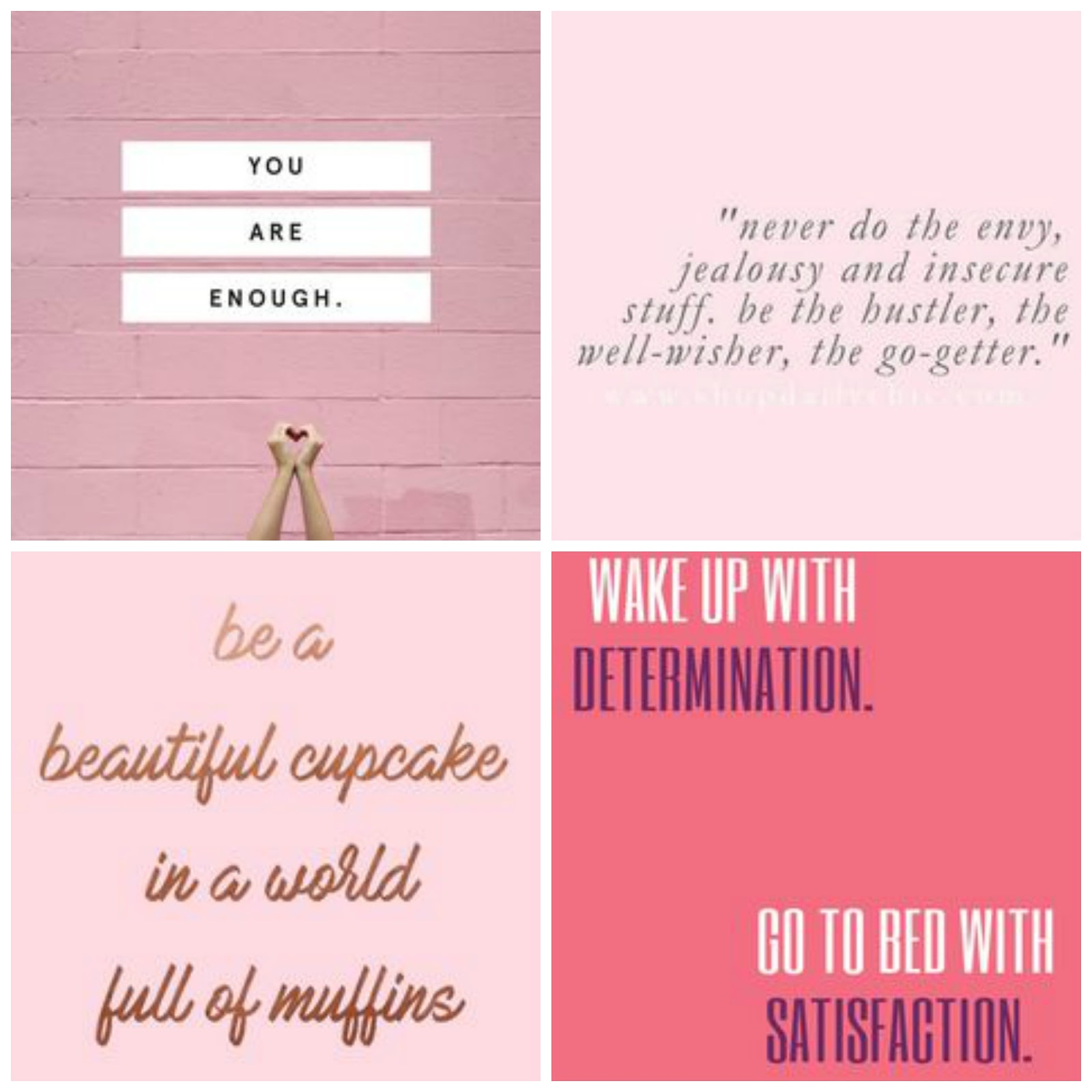 Empowering Quotes Blushed Creations Faves  Inspirational & Empowering Quotes
